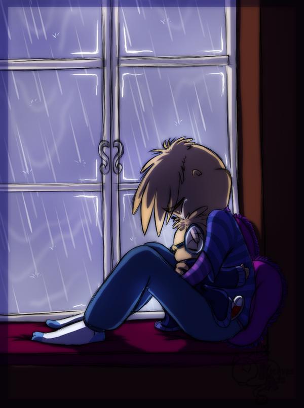 Bring on the Rain by KicsterAsh