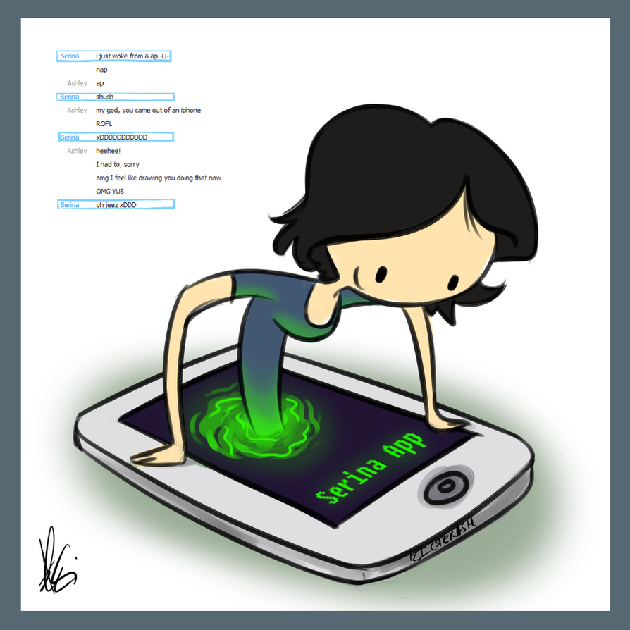 Serina App by KicsterAsh