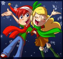 ChristmasTime by KicsterAsh