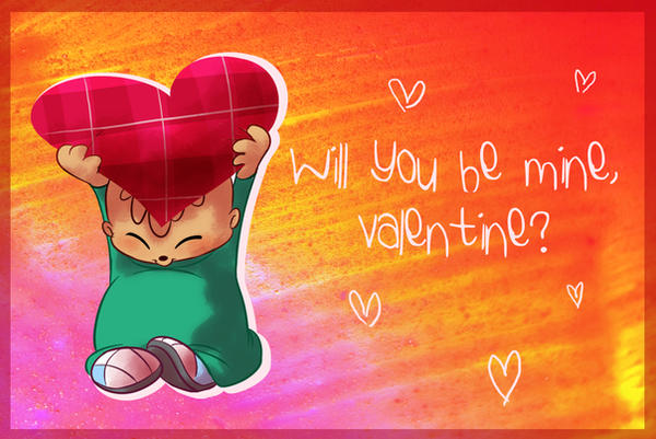 Valentine Theodore by KicsterAsh