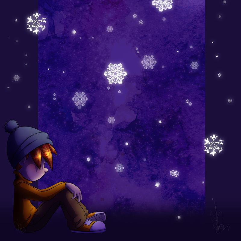Snow by KicsterAsh