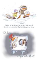 Toonz: Freeze Factor Illustrations by KicsterAsh