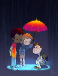 MML - Cover for the Rain by KicsterAsh