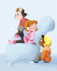 MML - Winter by KicsterAsh