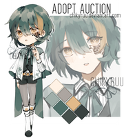 Adopt Auction (closed) by Chikyruu