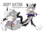 Adopt Auction #205 [CLOSED] by Chikyruu