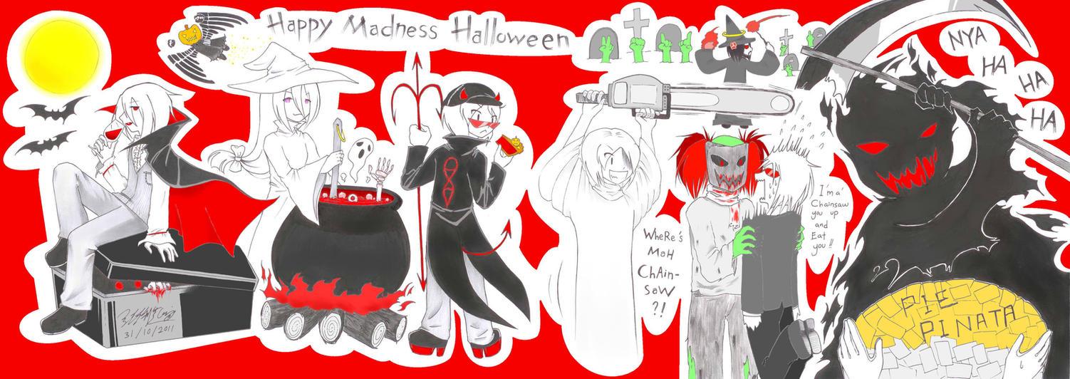 Madness Halloween by EdwardElricKun on DeviantArt