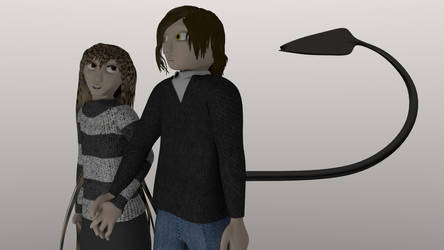 Greta and Timo by SensationalSoftware