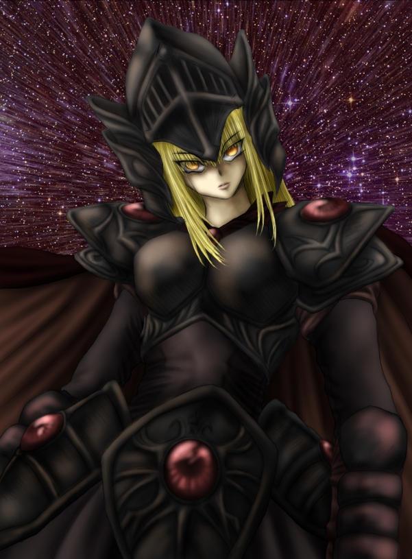 Princess Seravesta by BlackSylph