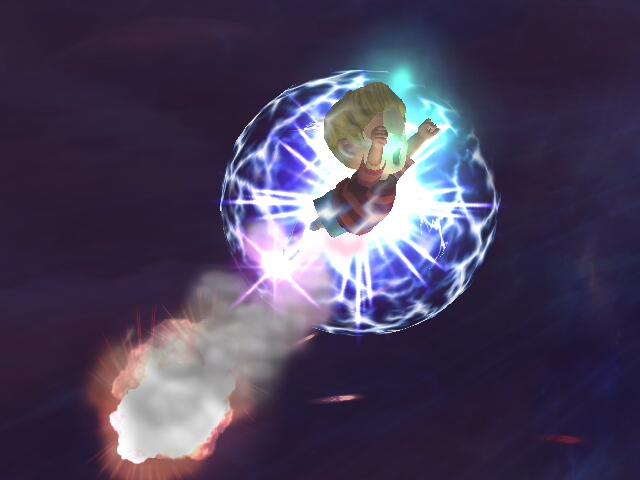 Lucas pk thunder by troyhoward on DeviantArt