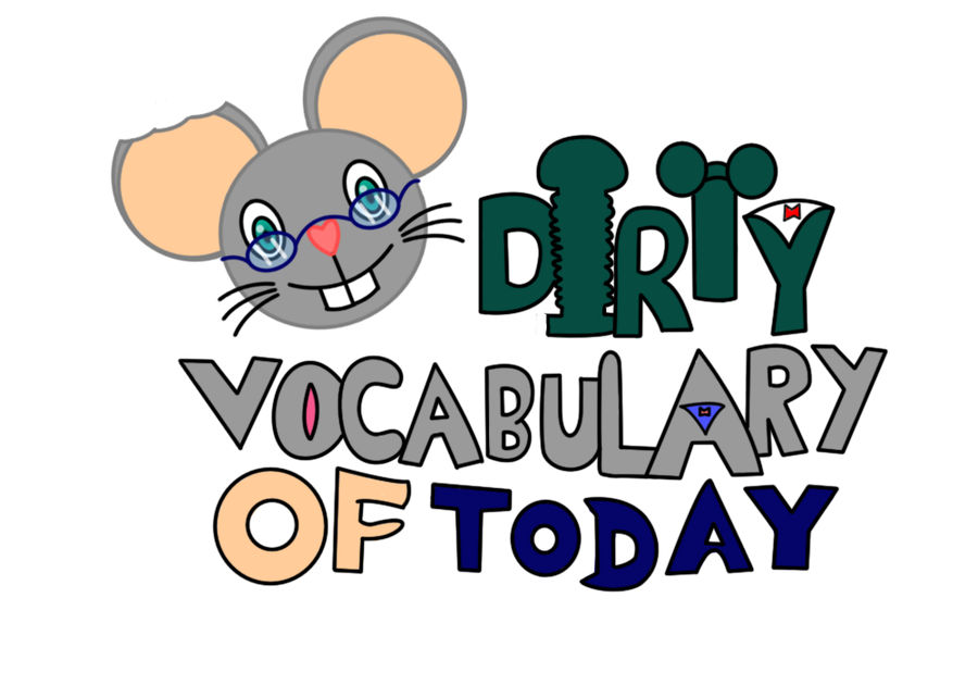Dirty Vocabulary of Today Logo