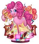 MLPFIM - Pinkie Pie