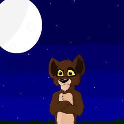 Werewolf by Charlie-Breen