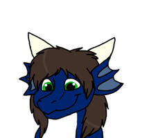 2nd Headshot For Glaice by Charlie-Breen