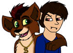 Darius And vampire
