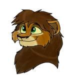 Quick Lion Headshot
