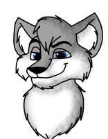Wolfie Avatar by Charlie-Breen