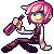 pixel icon: Cappucake by Muleyo
