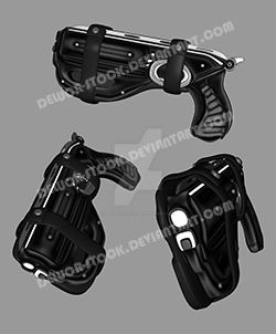 Blasters pack by DeLucr-Stock