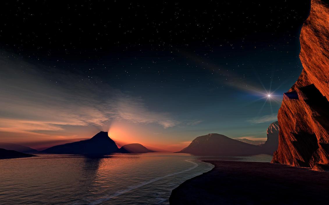 Volcano by LightDrop