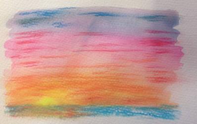 Sky scene 4 by TinaLouiseBrown
