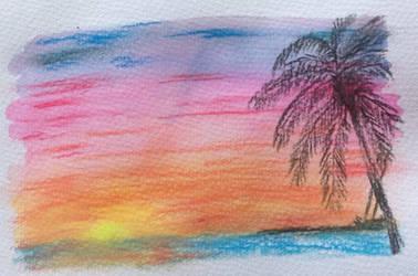 Florida Skies 1 by TinaLouiseBrown