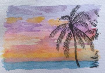 Florida Skies 2 by TinaLouiseBrown