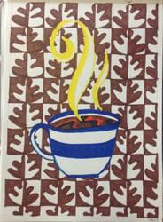 Coffee Break by TinaLouiseBrown