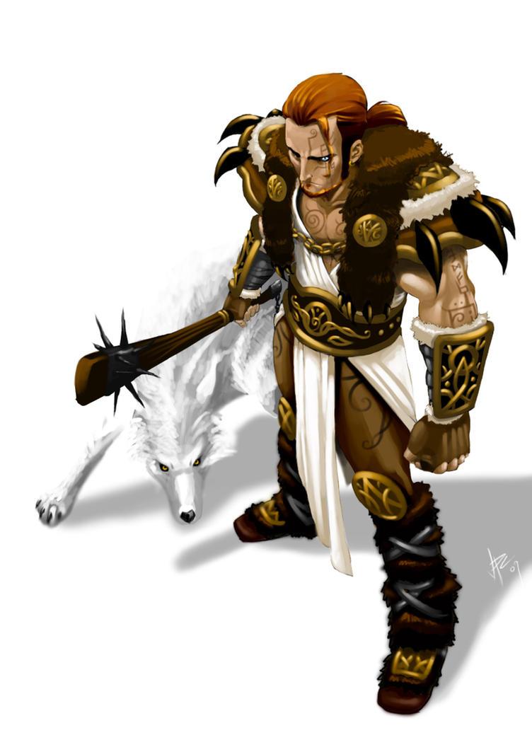 Diablo II: Druid by hupao