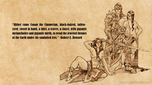 Conan the Barbarian by OldManLefty