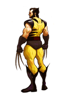 Wolvie 2 by OldManLefty