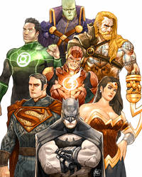 Justice League v3.0