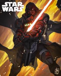 Beskar Darth Vader