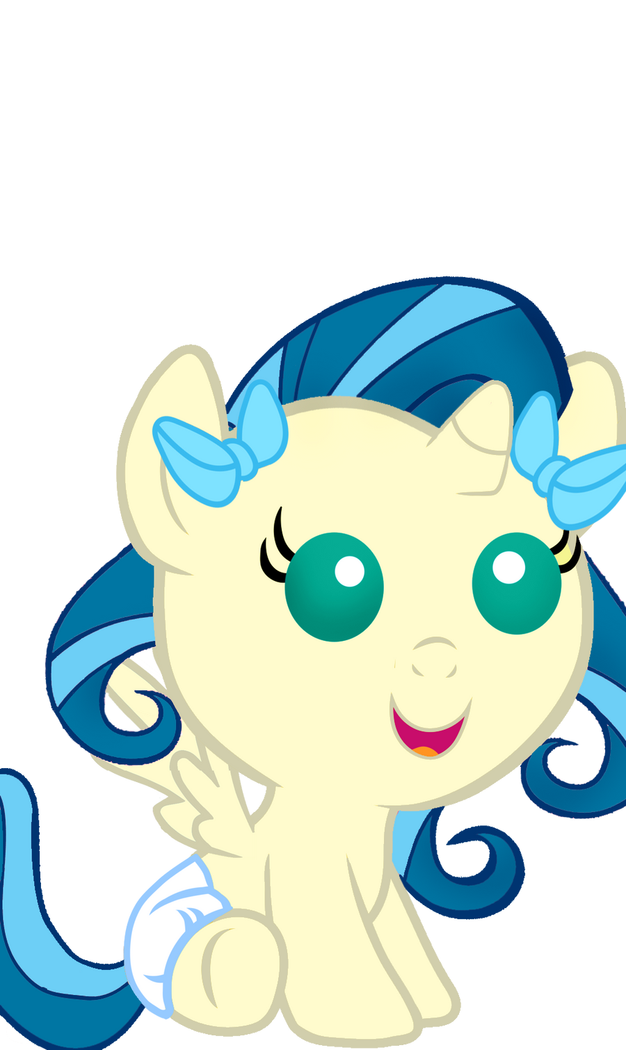 Me Like A Baby Oc Pony By Mirry92 On Deviantart