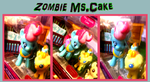 Zombiecake by mirry92