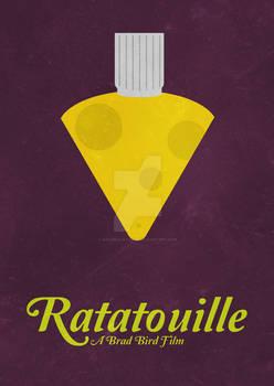 Ratatouille - Movie Poster