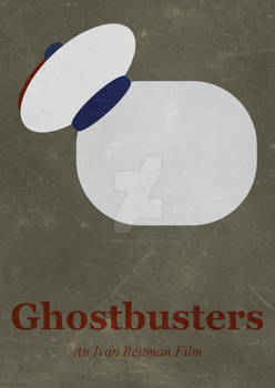 Ghostbusters - Movie Poster