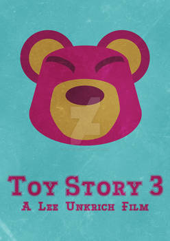 Toy Story 3 - Movie Poster