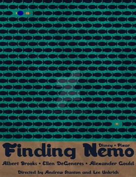 Finding Nemo Movie Poster 2.0