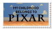 My Childhood Belongs To Pixar by BaconALaCarte