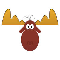 Just A Moose...