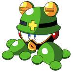 Mega Man TT's Kero Metool