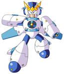 Mega Man TT's Gale Man