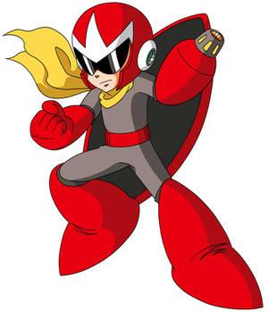 Mega Man TT's Proto Man