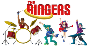 The Ringers for Megaman Battle Network Chrono X by JusteDesserts