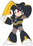 Smash Bros Mega Man Alt Costume Suggestion 2