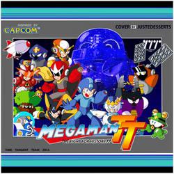 Mega Man Time Tangent's Soundtrack Release Link by JusteDesserts