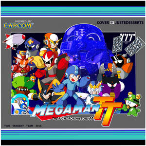 Mega Man Time Tangent's Soundtrack Release Link