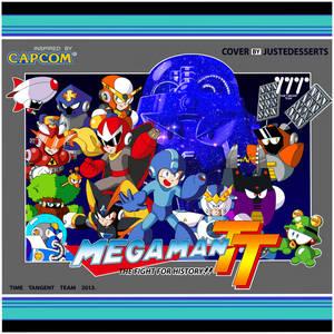 Mega Man Time Tangent's Soundtrack Release Link