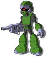 Mega Man Redux's Sniper Joe